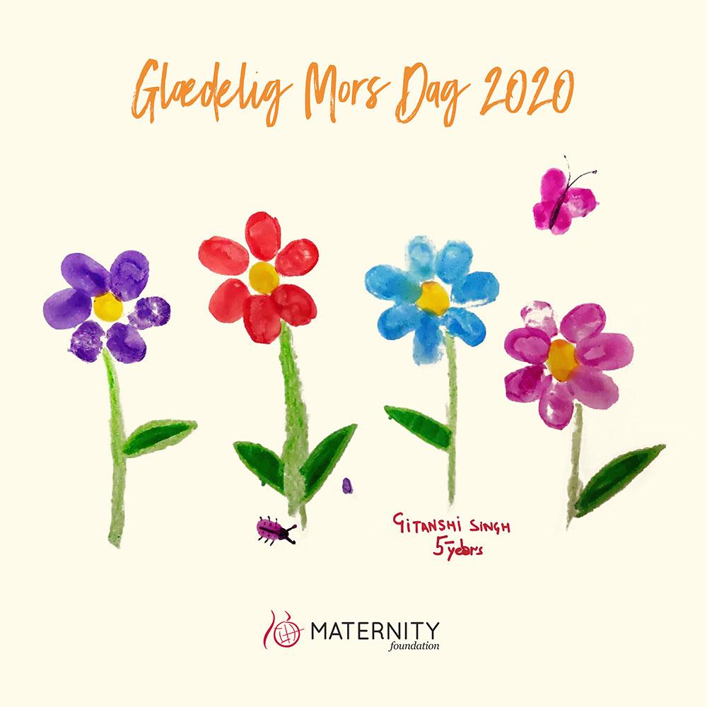 maternity morsdag kort 2020